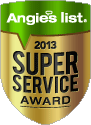 Angie\'s List Super Service Award Recipient